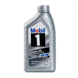 Synthetic Motor Oil